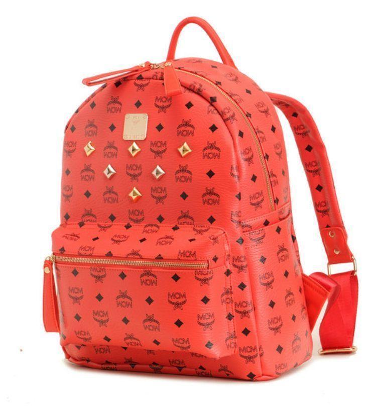 Mcm Designer top 5 designer backpacks for high students designer