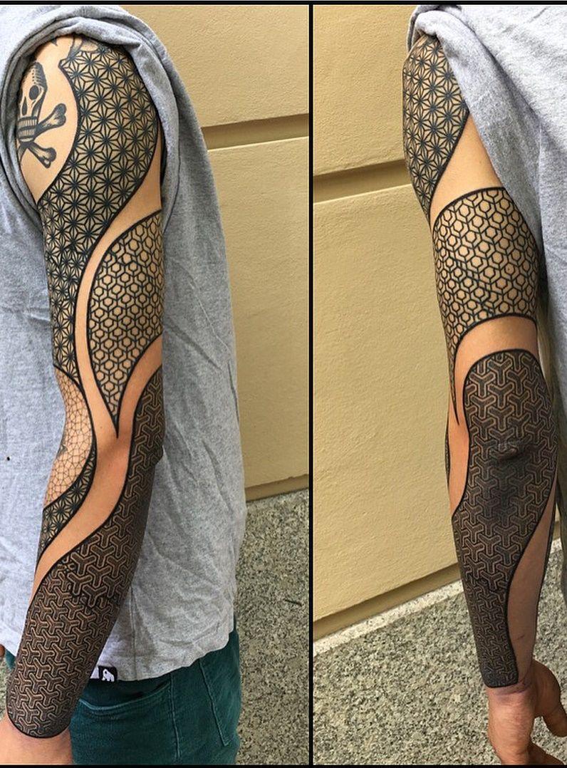 80 Tatuagens de Braço Fechado masculino para se inspirar #1 – Top Tatuagens