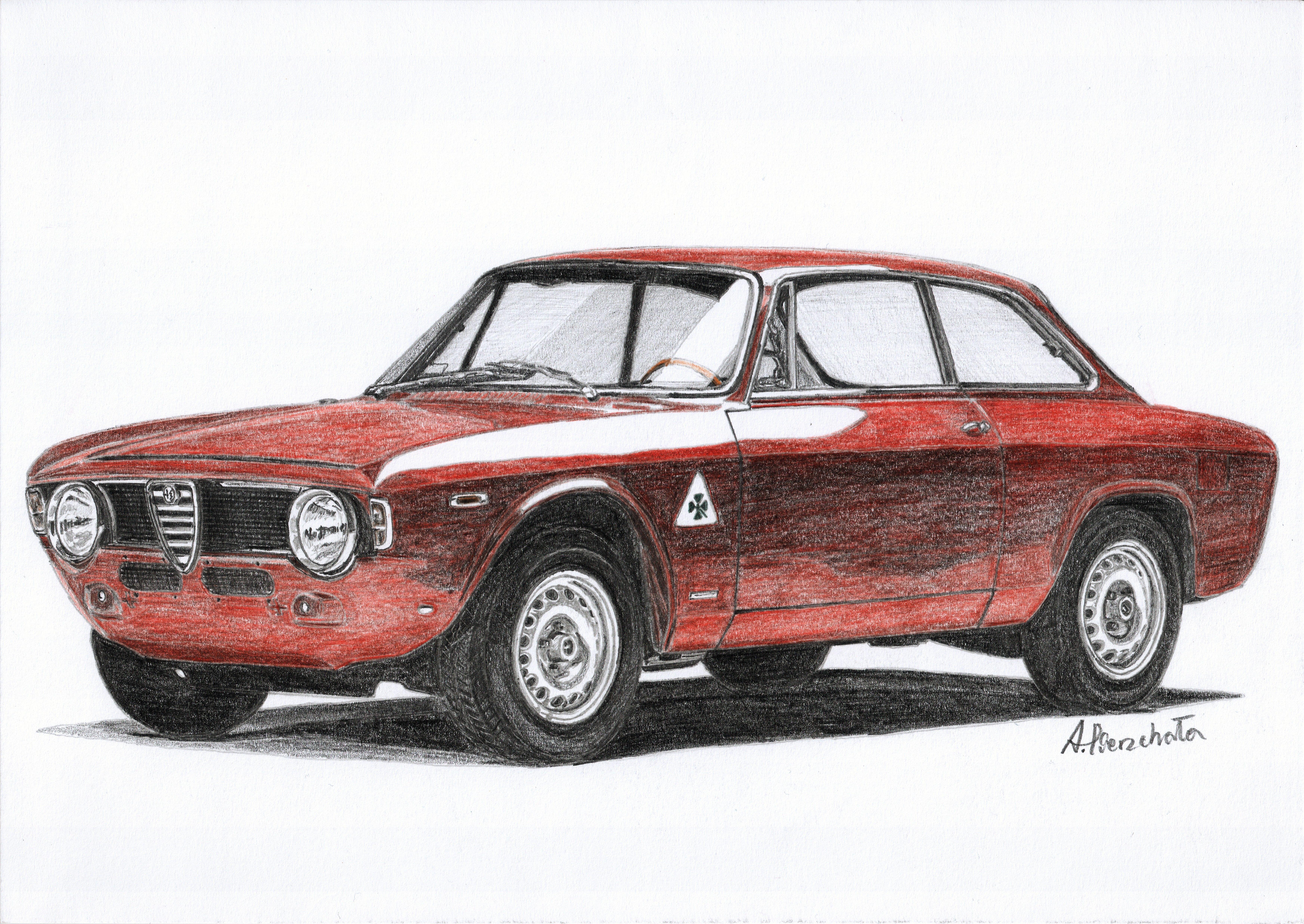 Alfa Romeo Giulia Sprint GTA SA ALFA ROMEO Giulia