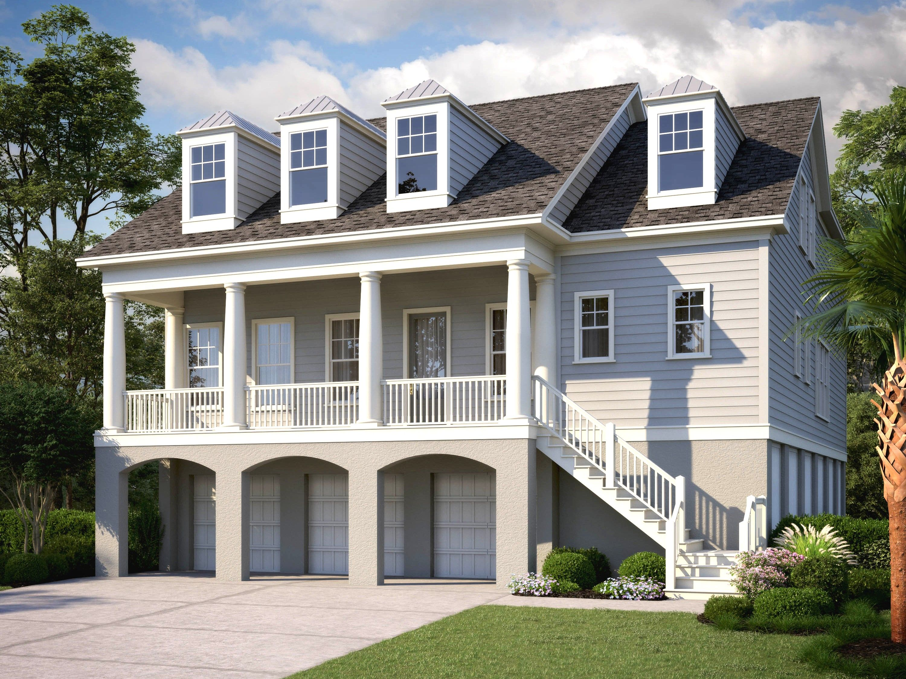Blog Exterior Rendering Building A House