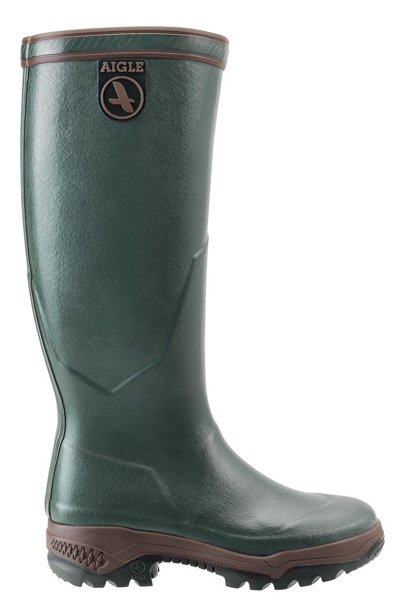 Aigle Parcours 2 Wellington Boots Bronze - Wellingtons and Waders - Footwear - Best in the Country