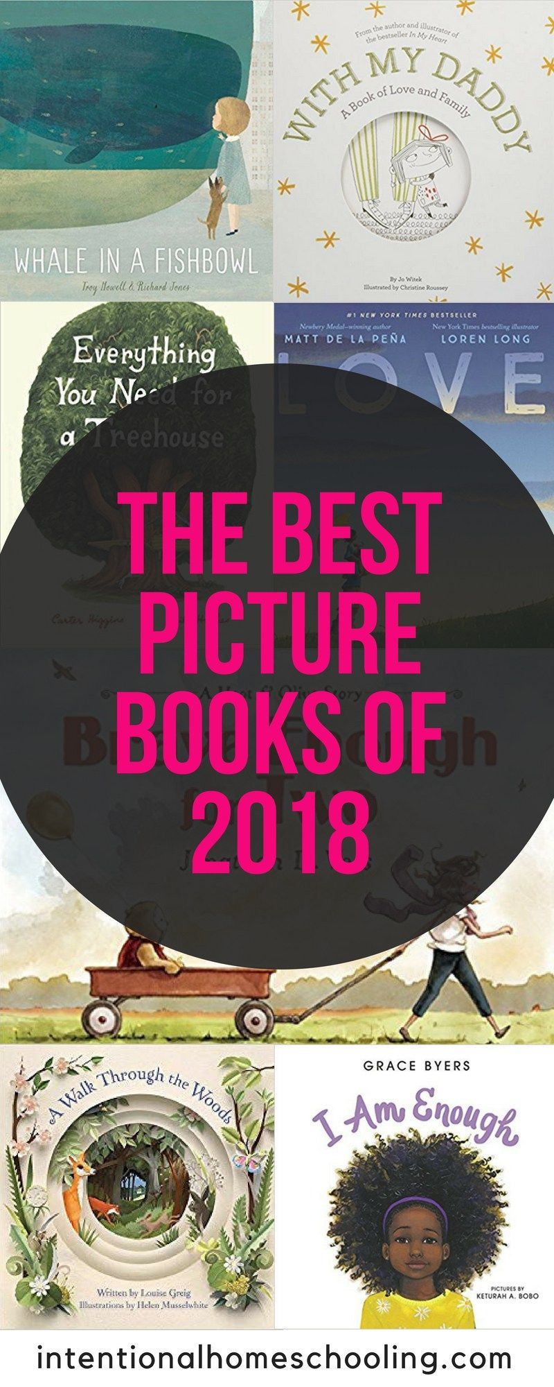 The Best Picture Books of 2018 - Part Two