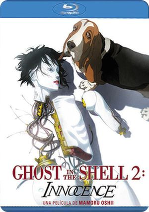 GHOST IN THE SHELL 2: INNOCENCE (BLU-RAY) de , comprar película en dvdgo.com