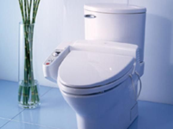 Euro Style Personal Hygiene With The Bidet Kohler Toilet