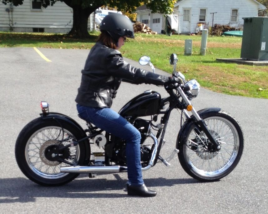 Me on my 2012 Tha Heist by Cleveland Cyclewerks. | Motorcycle ideas ...