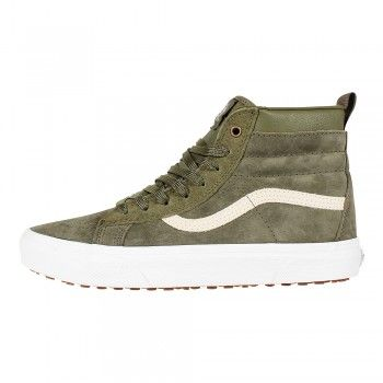 huge discount 9656f b5e26 Vans Herren Sneaker SK8-Hi MTE Winter Moss/Military (grün ...