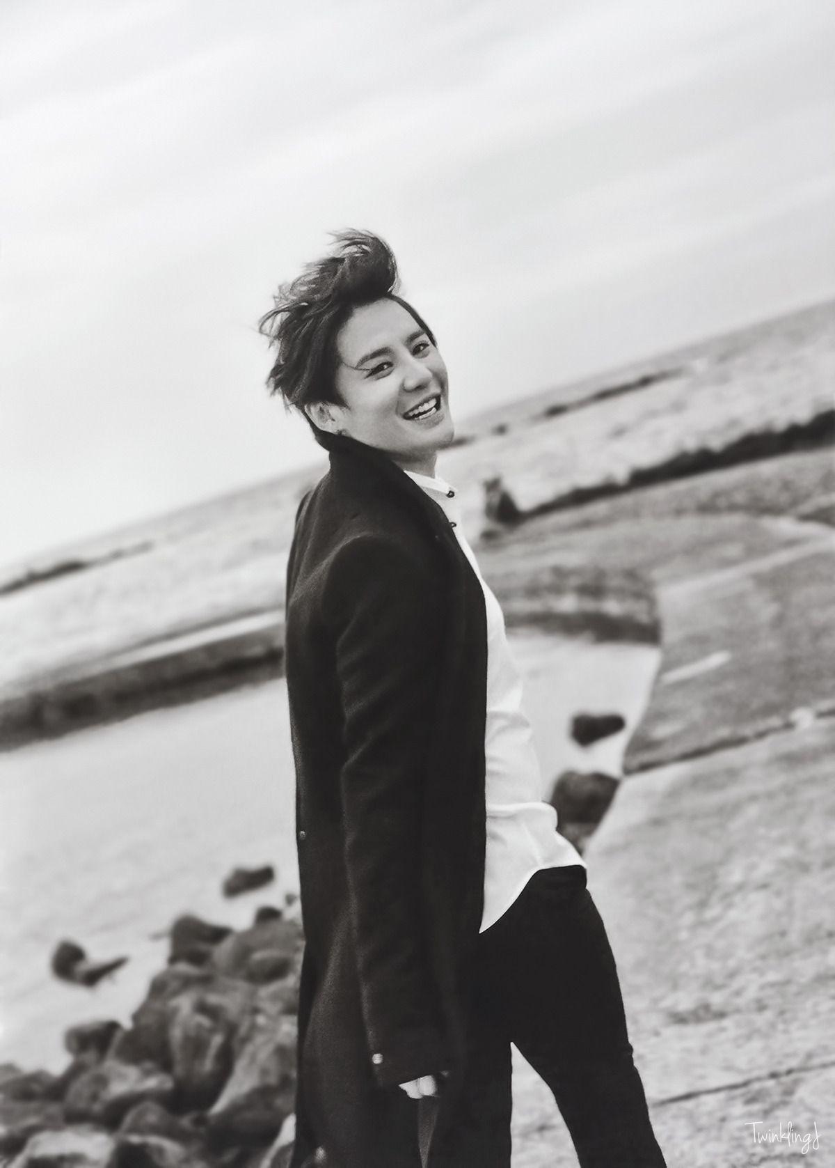 "Junsu Baby for ""The JYJ"" Magazine 2015 ❤️ JYJ Hearts"