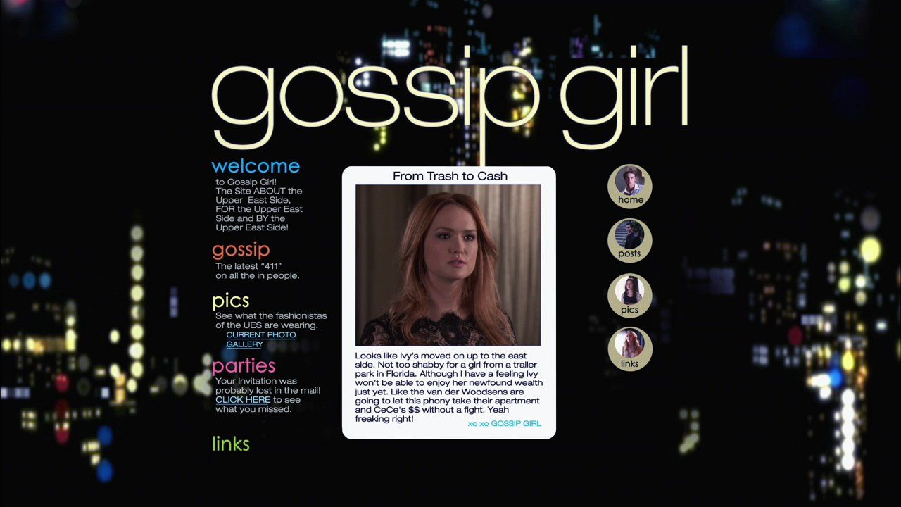 How to Be a Gossip Girl Blogging Sensation How to Be a Gossip Girl Blogging Sensation new picture