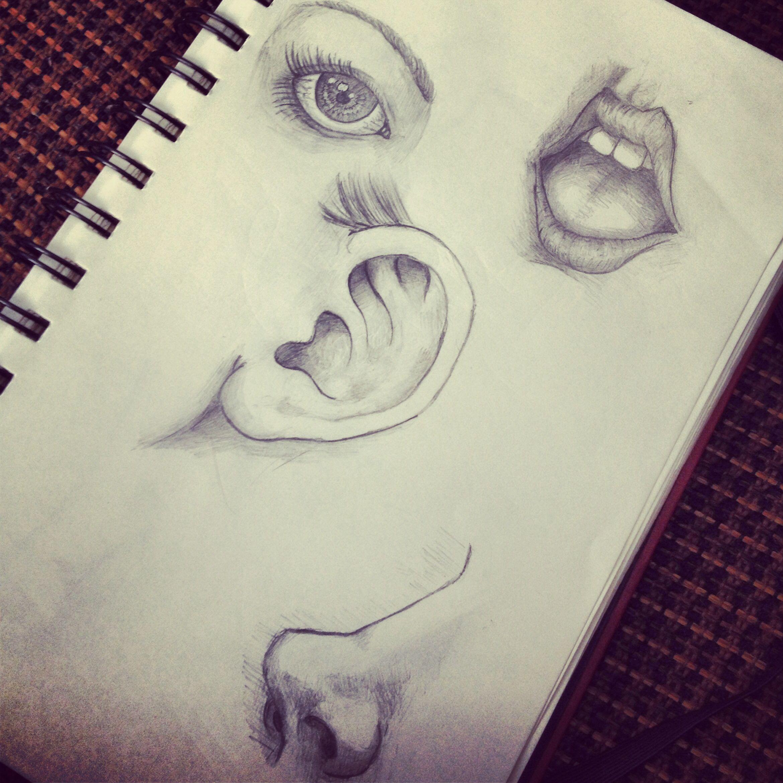 Quick Sketch Ideas Drawing Sketching Journaling Drawings