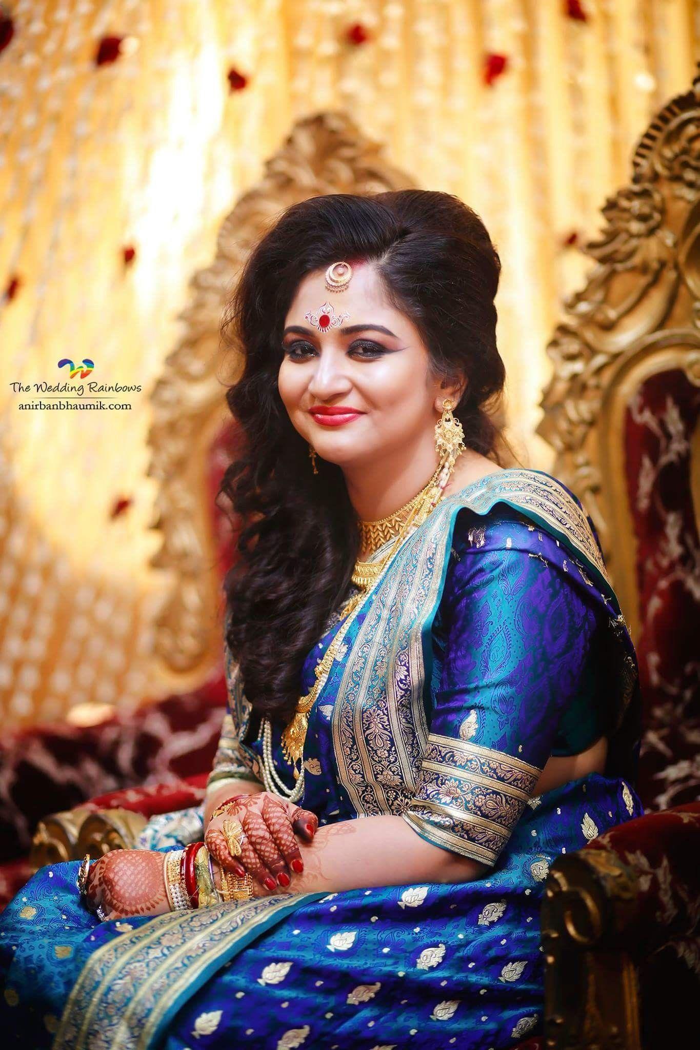 bengali sarees | bridal wear in 2019 | bengali bridal makeup
