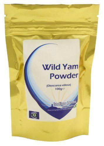 wild yam effekt