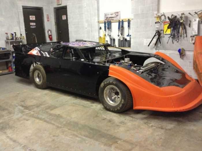 2009 Rocket Dirt Late Model - Race Ready \ | Race Cars For