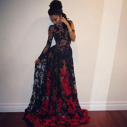 Lange kleider tumblr – Stylischer Kleider