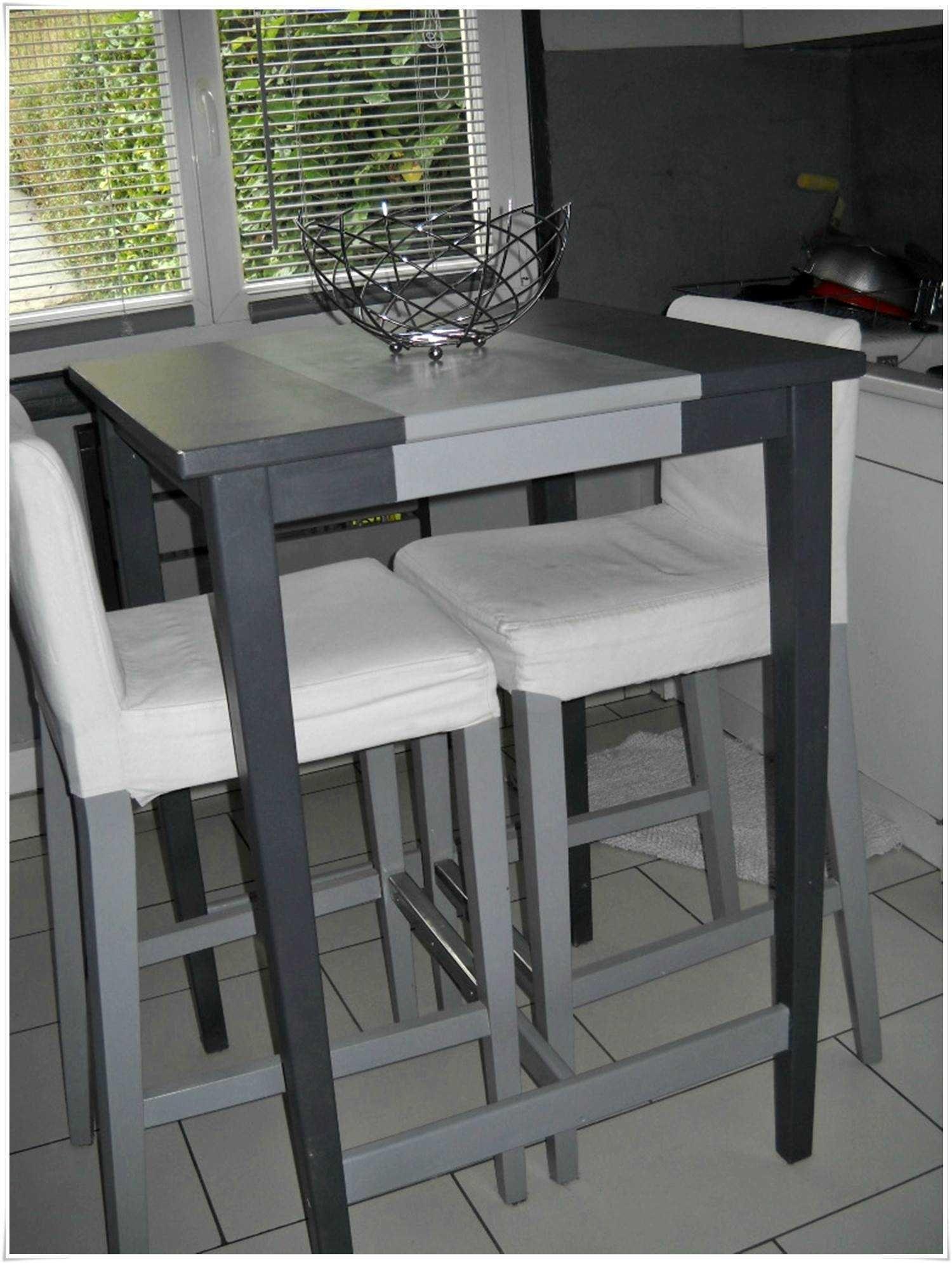 table cuisine ikea chaise haute bar