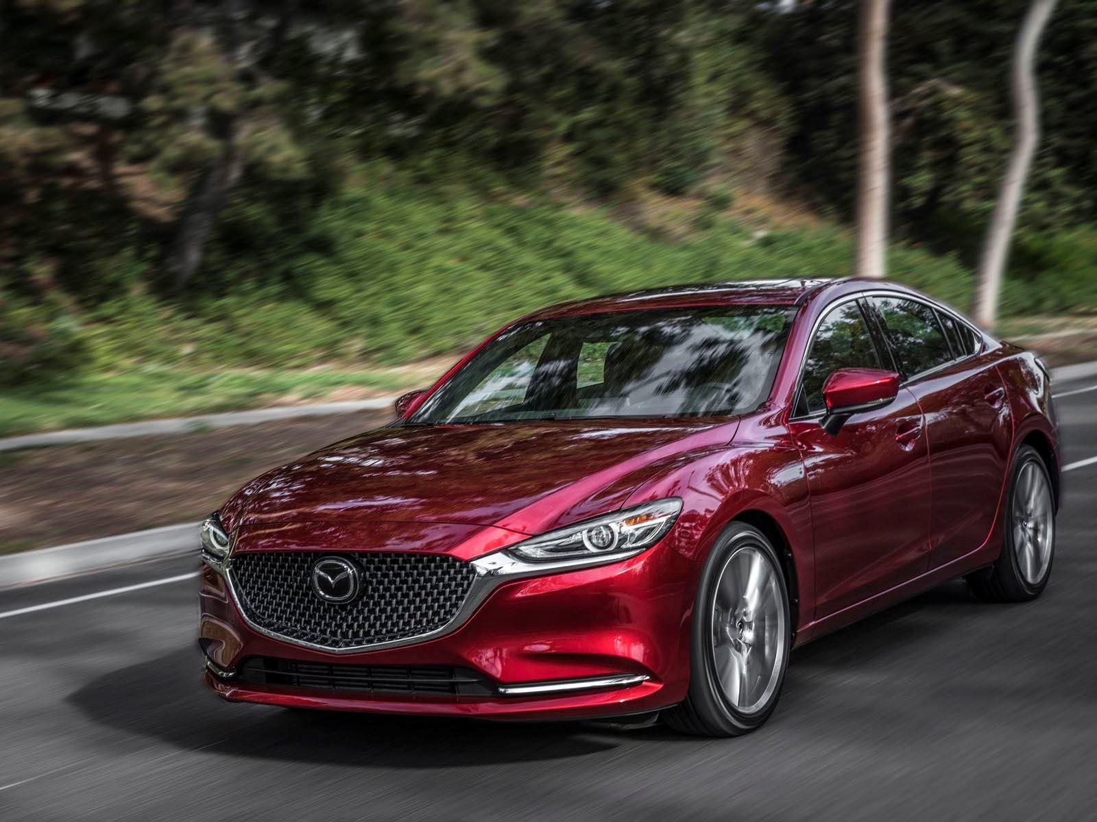 2020 Mazda 6 All Wheel Drive