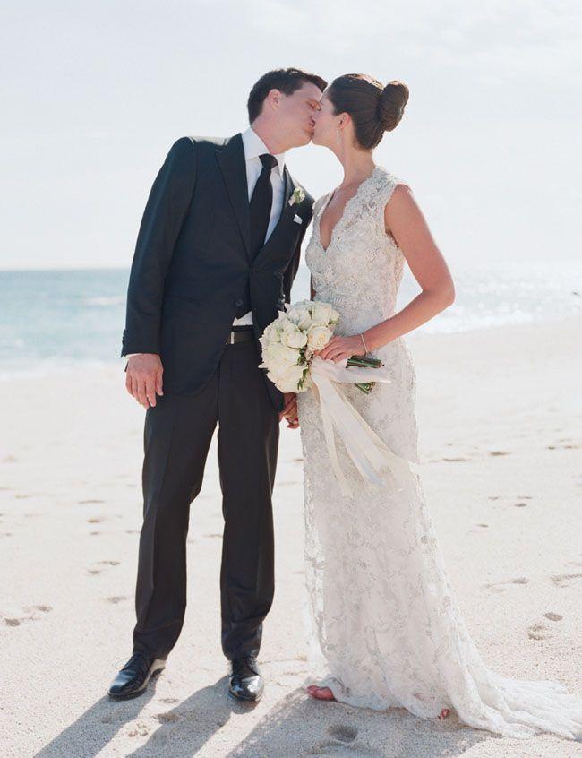 fb08cb86d9d12a Romantic Destination Wedding in Los Cabos Mexico  Ann + Kyle