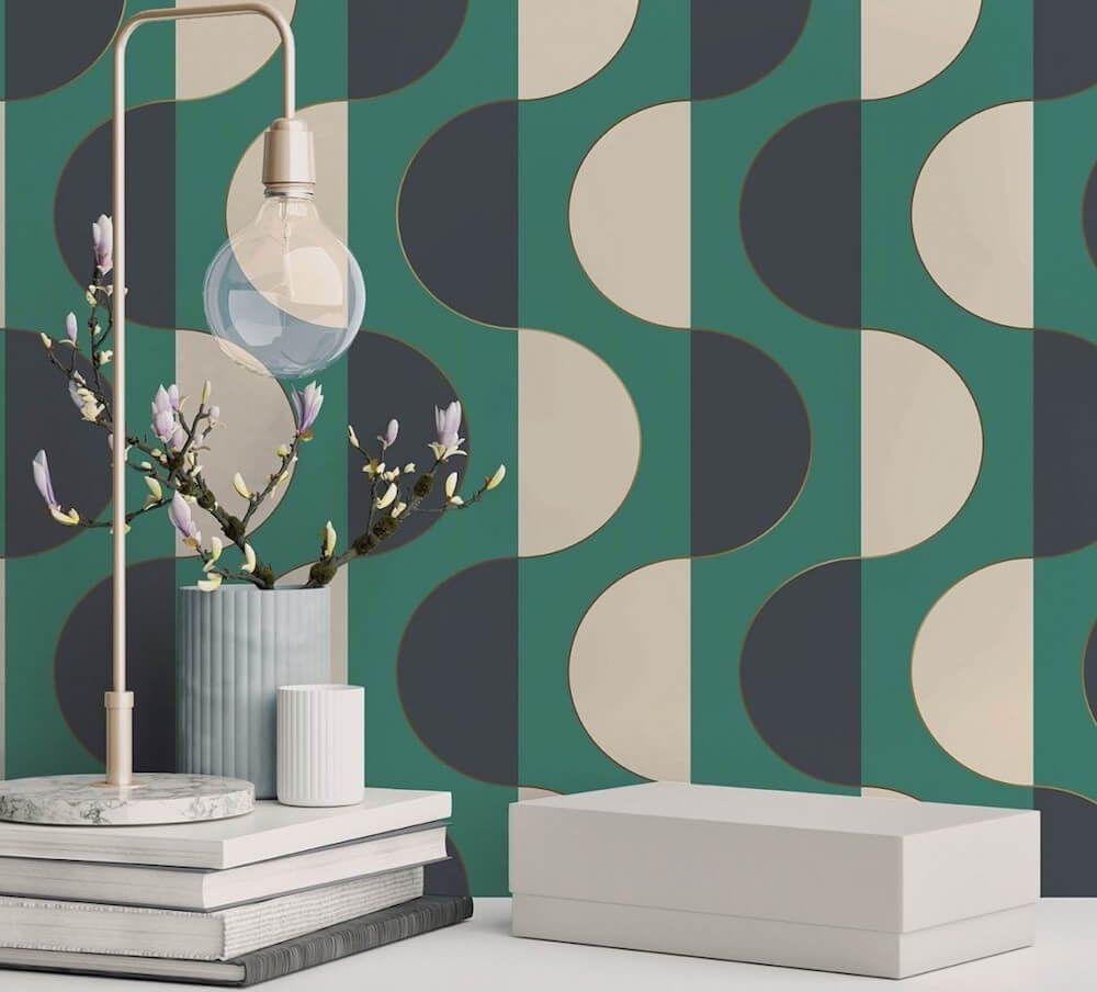 Wallpaper Accent Wall Trends How To 2modern Modern Wallpaper Wallpaper