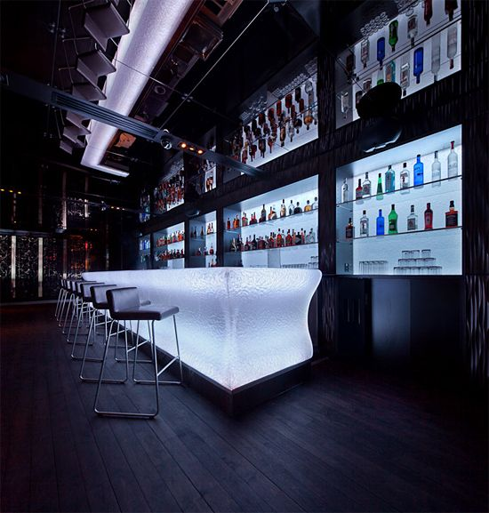 Kitchen Lighting Montreal: Wunderbar Lounge Montreal By Peter Chase