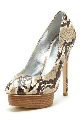 Pelle Moda Hokes Platform Heel from HauteLook on shop.CatalogSpree.com, your personal digital mall.