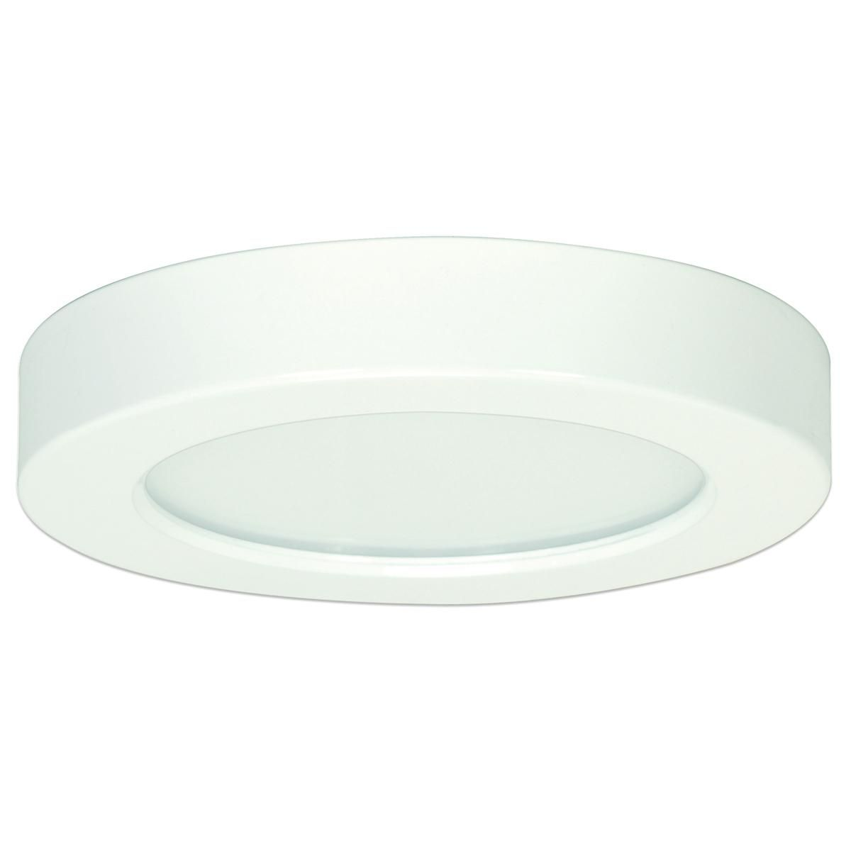 5 5 Led Simple Round Low Profile Ceiling Light Ceiling Lights Flush Mount Lighting Semi Flush Ceiling Lights