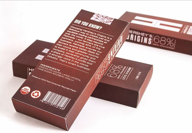 Hershey's Origins (Student Project) on Packaging of the World - Creative Package Design Gallery