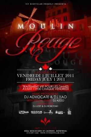 Moulin Rouge Party Invitation Party Moulin Rouge Burlesque