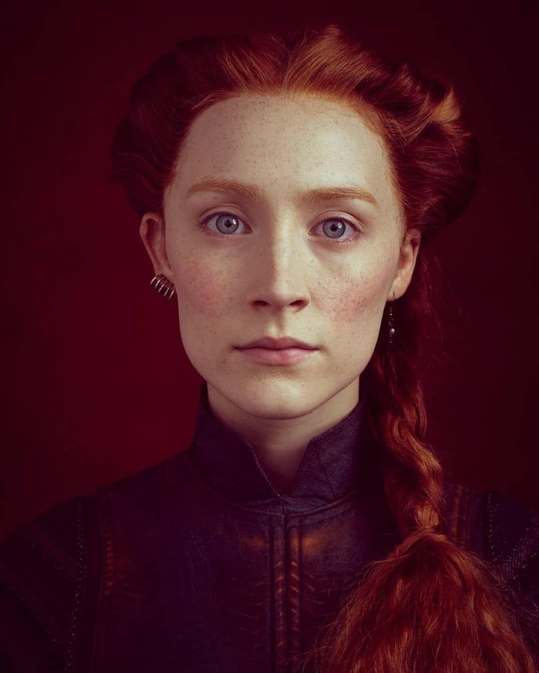 New Promotional Still Of Mary Queen Movie Saoirseronan Maryqueenofscots Margottrobbie Onchesilbeach Thes Queen Movie Mary Queen Of Scots Film Inspiration