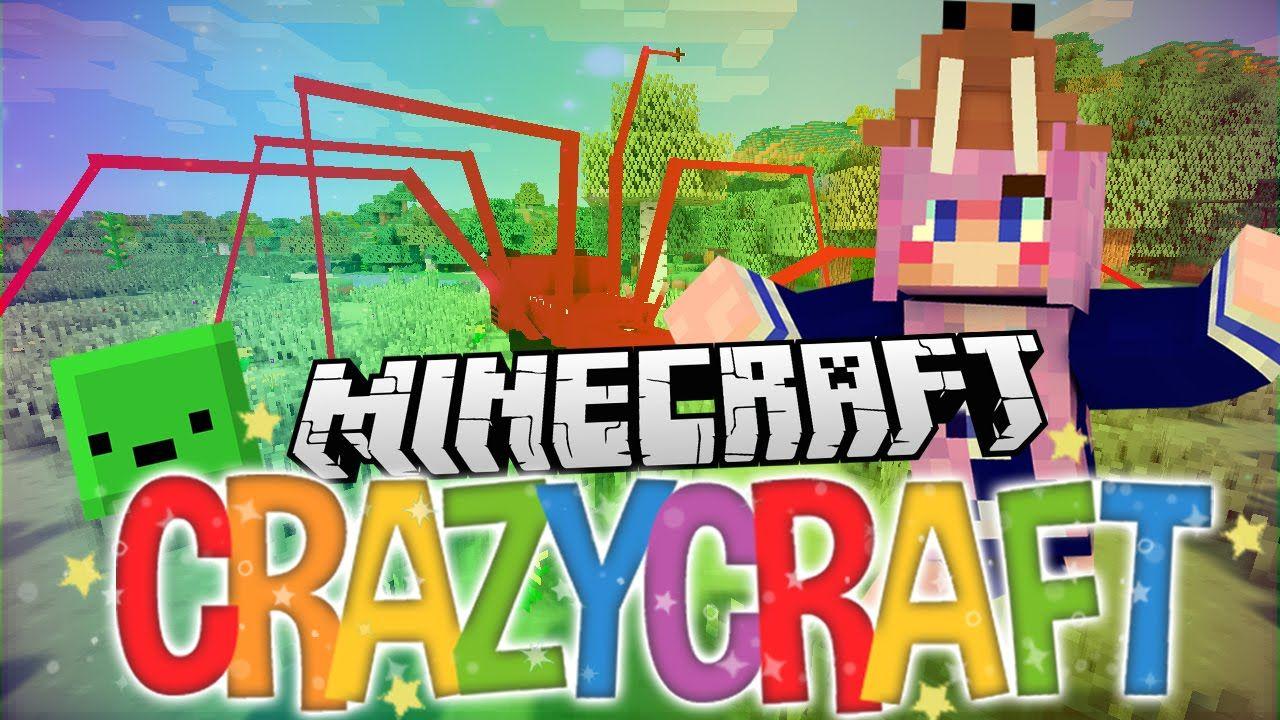 12+ Minecraft crazy craft 30 ideas