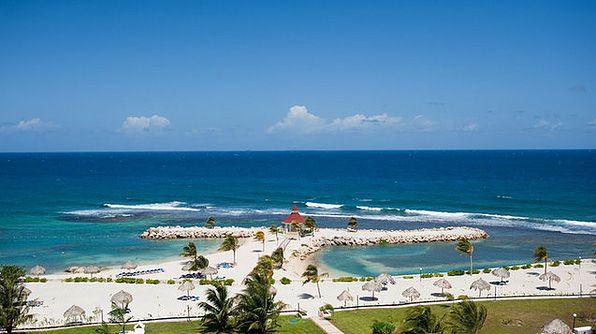 Gran Bahia Principe Jamaica- The Snorkling Beach -6825