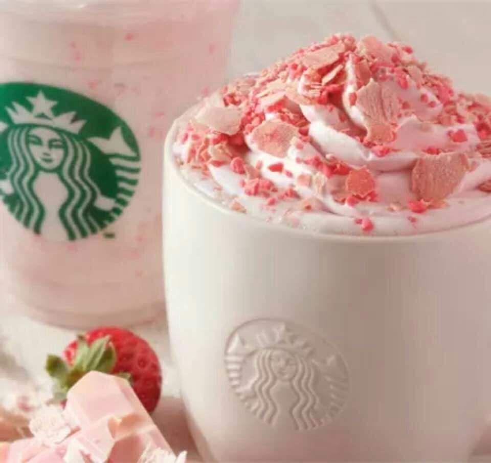 Tea Latte Recipe, Strawberries And Cream