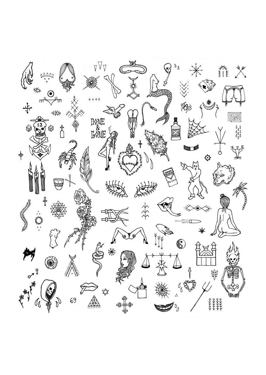 d03bf5e61 TatiCompton #EBC | ✧Tattoo✧ | Tattoos, Poke tattoo und Spider tattoo