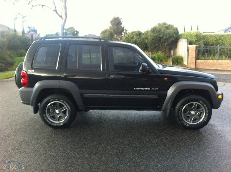 2002 JEEP CHEROKEE KJ SPORT Cars for sale, Jeep cherokee
