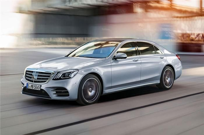 Mercedes S Class Maybach And Amg Facelifts Revealed Autocar India Best Luxury Cars Benz S Class Mercedes S Class