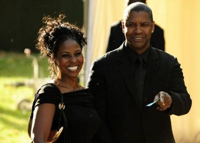 Denzel And Pauletta Washington Denzel Washington Wife Denzel Washington Actor Denzel Washington