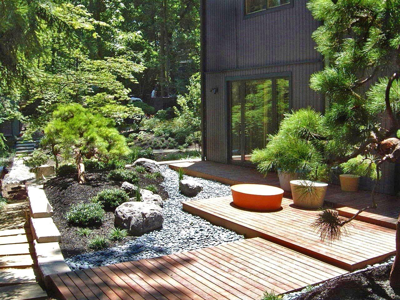 Oriental Garden Design Ideas Oriental Garden Design Ideas | Jardin ...