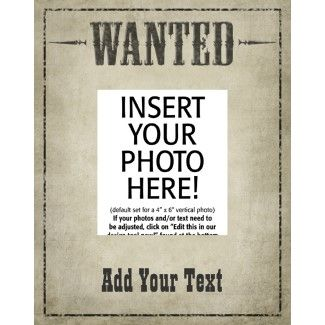Wanted Poster Template Item  Vector Magz Free Download EhmET