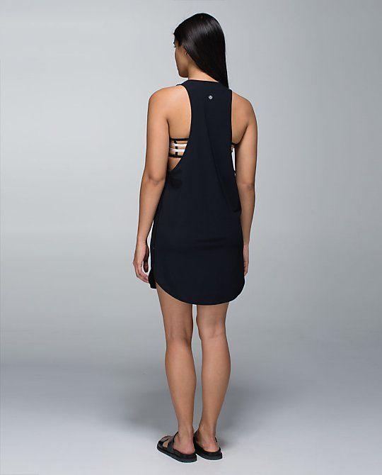 c46072cb9ecc4 Lululemon Coastal Dress | Clothes | Dress skirt, Lululemon, Athletic ...