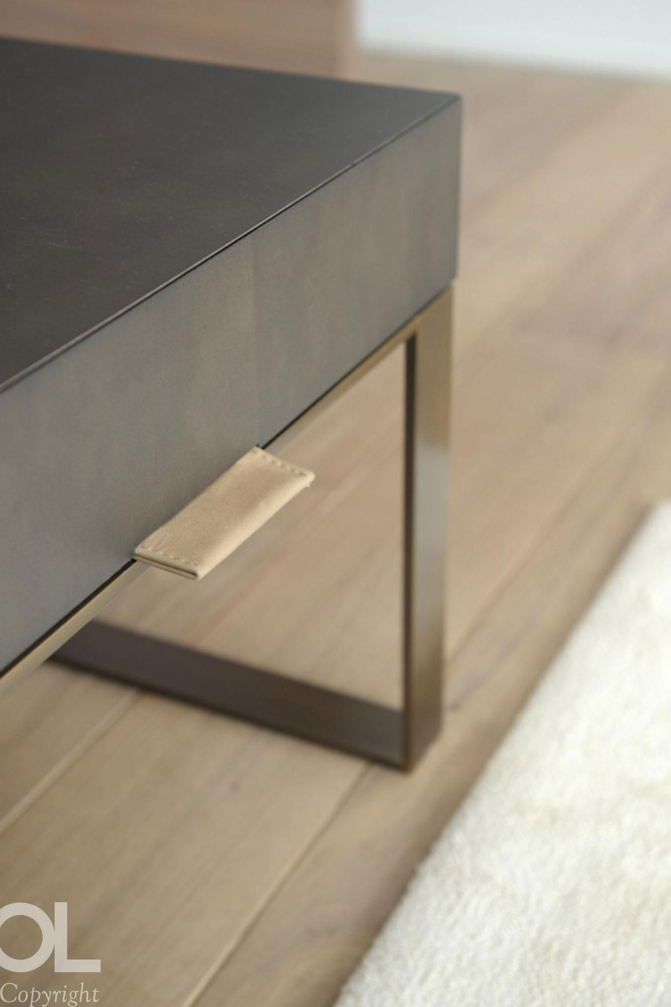 Helene Et Olivier Lempereur Fitted Furniture Furniture Side Tables Furniture Details