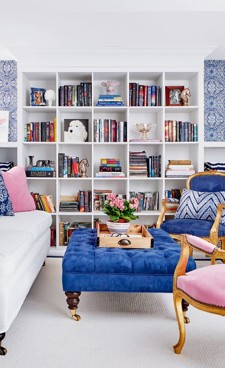 Home interior icon mary tyler moore would approve of this fun and feminine basement
