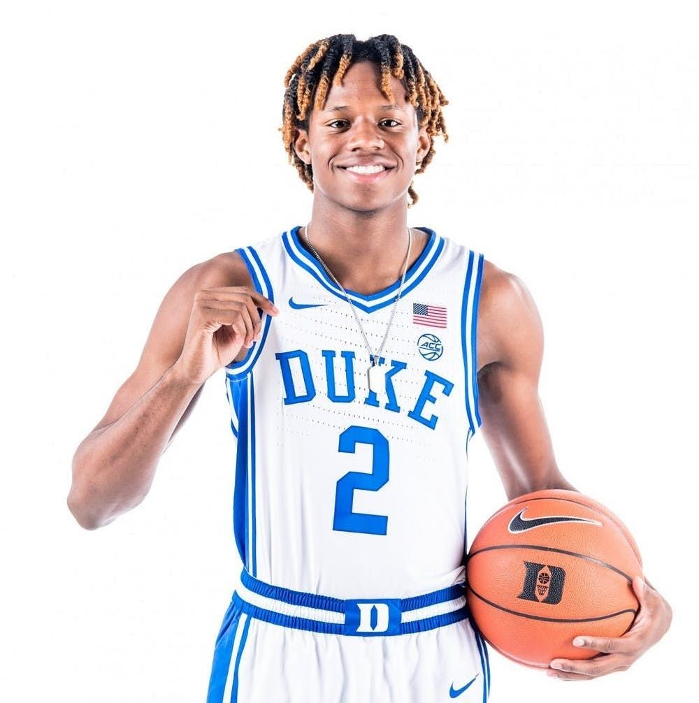 Film Room Analyzing Duke Men S Basketball Combo Guard Dj Steward Ncaa Basketball Trong 2020