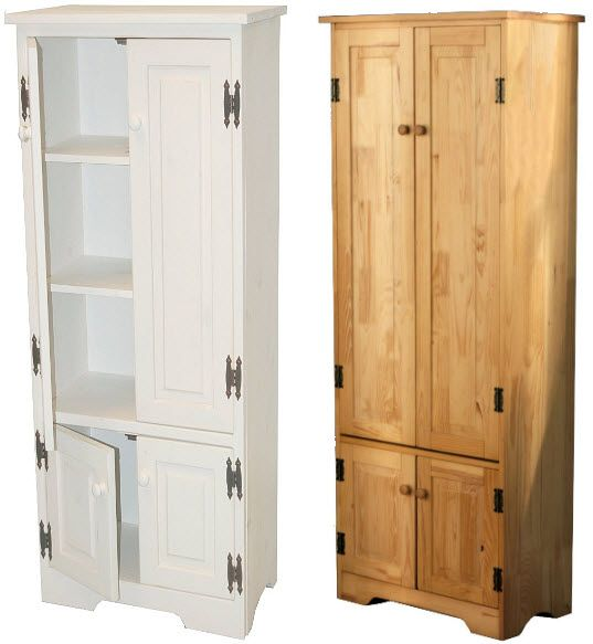 Storage Cabinets Tall Kitchen Storage Cabinet Pictured