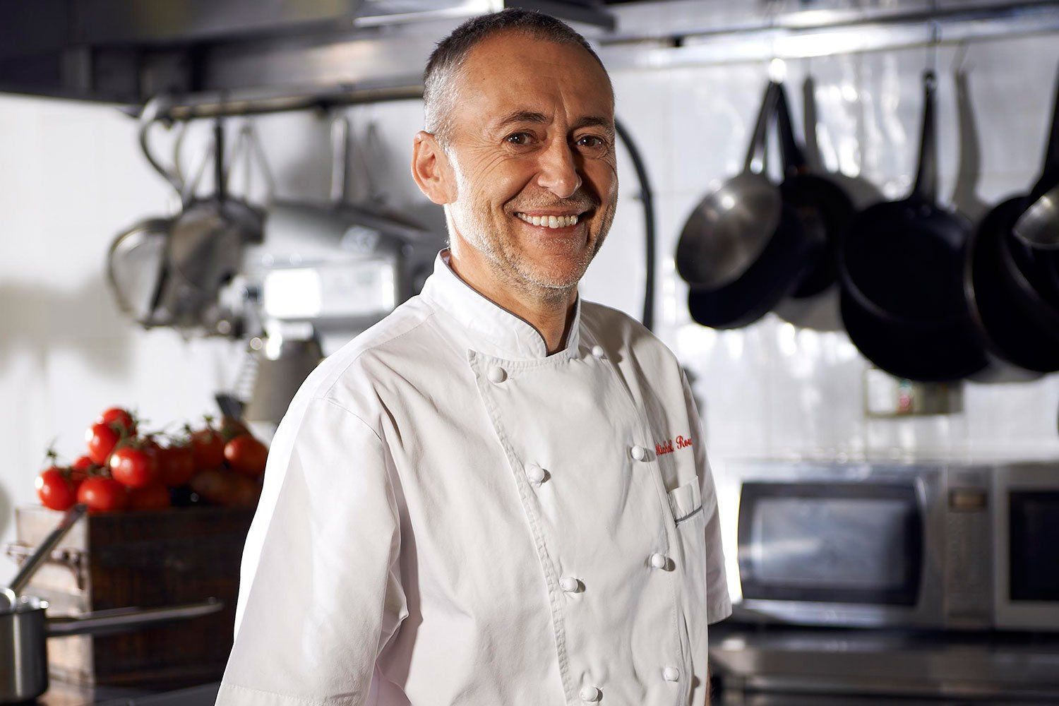 Kitchen Impossible Michel Roux Jr Trains People With Disabilities