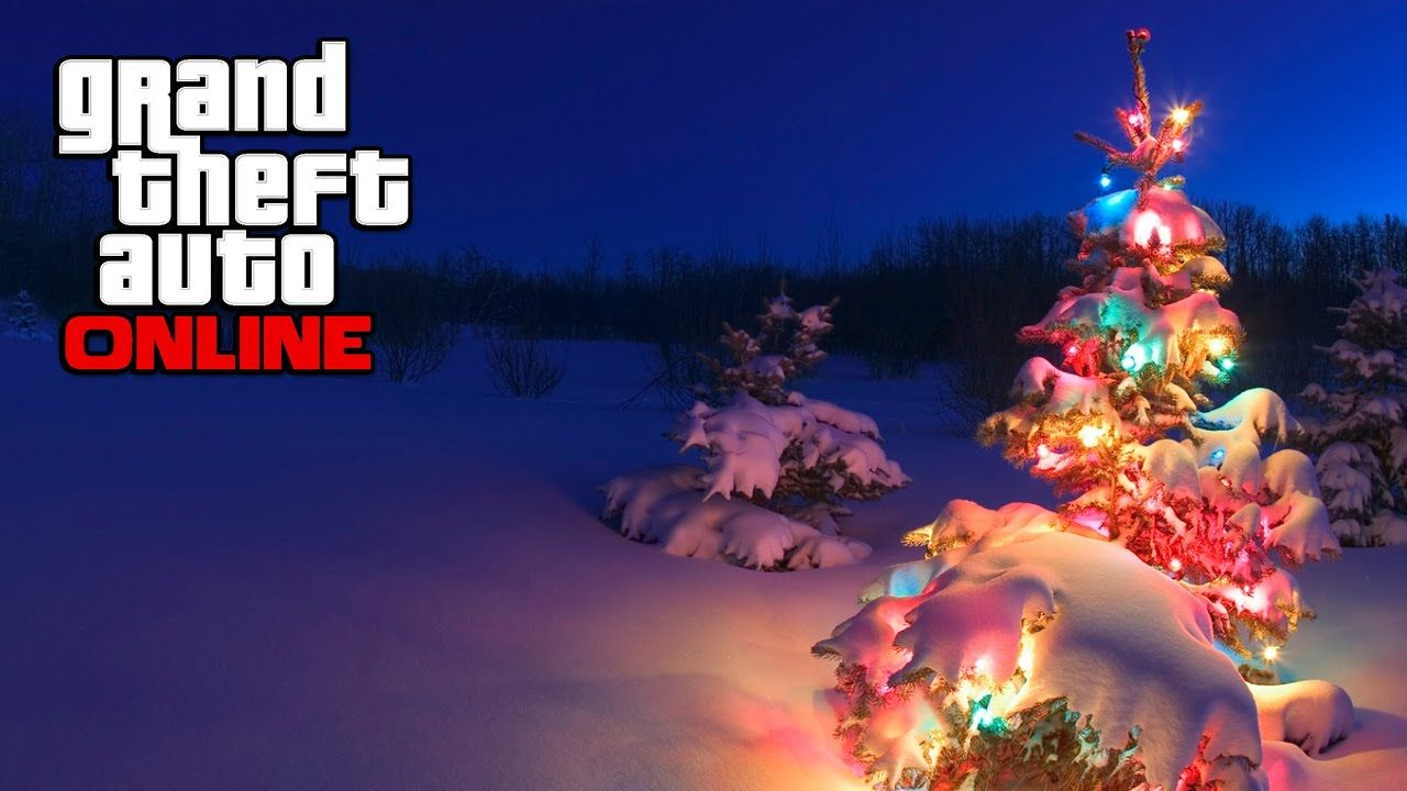 Gta 5 Christmas.Gta 5 Christmas Dlc Snowy Day Casino Heists Epic Winter
