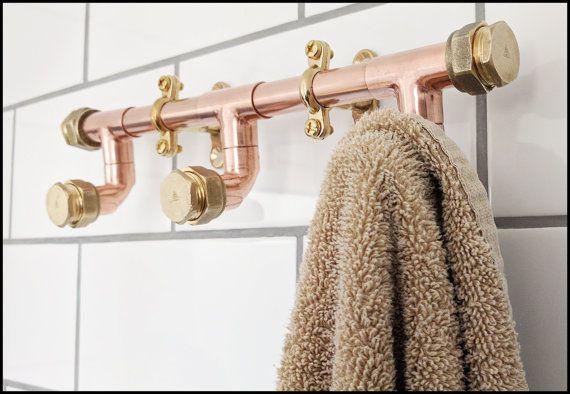 Crochet Cuivre Laiton De En Grille Et 2019Bathroom In MUSpzV