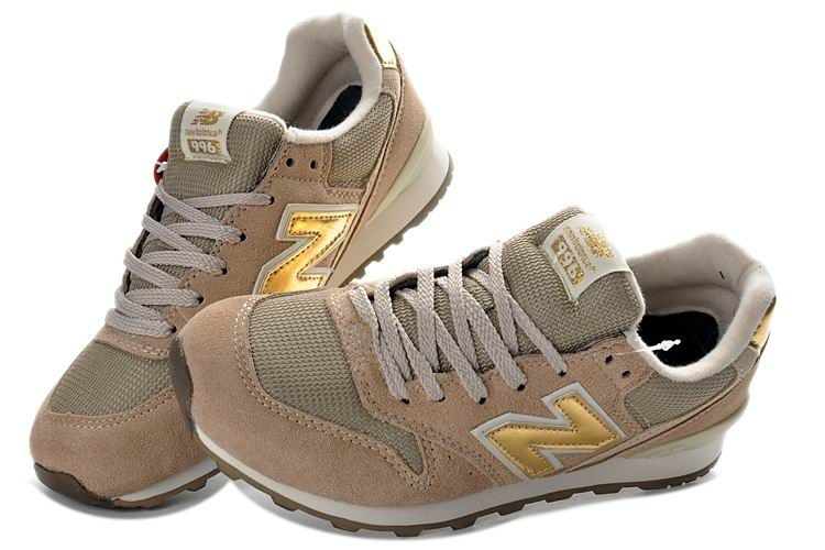 new balance women gold