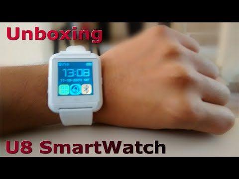 Smartwatch U8 Relogio Inteligente Bluetooth Android Iphone - TIOCHICOSHOP - YouTube