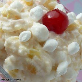 Glorified Rice with Pineapple and Cherries | Dessert ...