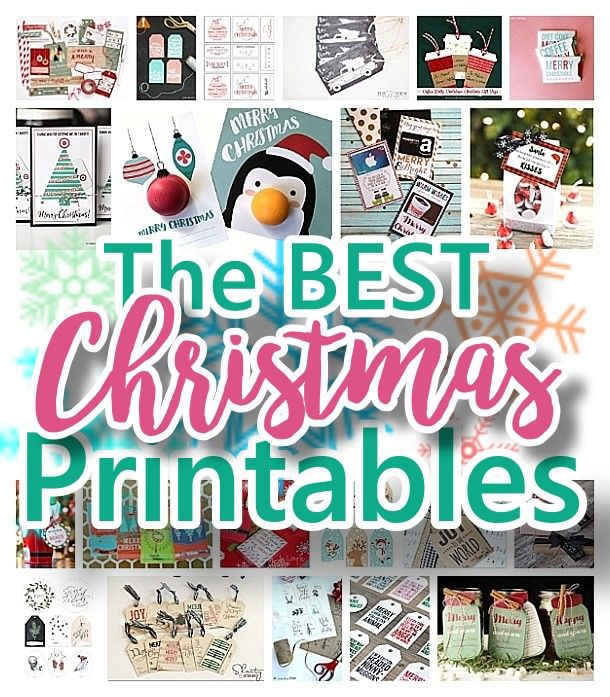 The best free christmas printables gift tags holiday greeting the best free christmas printables gift tags holiday greeting cards gift card holders and more fun downloadable paper craft winter freebies m4hsunfo
