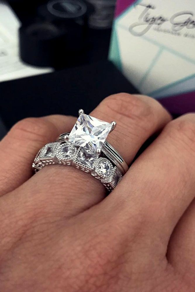 30 Fabulous Wedding Rings That All Women Adore See More Rel Nofollow