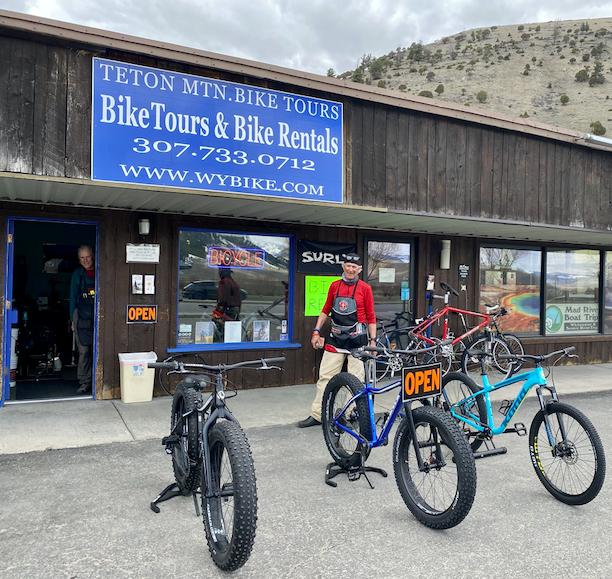 Jackson Hole Mountain Bike Rentals